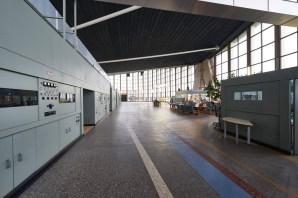 """Felsberg-Berus, Sendehalle """"Europe 1"""" (Bild: Marco Kany)"""