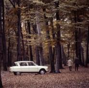 Flaminio Bertoni: der Citroën AMI 6 aus dem Jahr 1961 (Bild: historisches Werksfoto)
