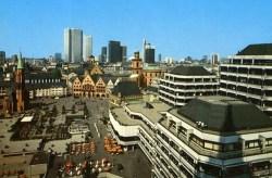 Frankfurt am Main, Technisches Rathaus (Bild: © Postkarte, Verlag Arthur F. Krüger)