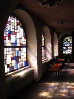 Frankfurt, Frauenfriedenskirche (Bild: Karin Berkemann)
