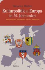 """""""Kulturpolitik im 20. Jahrhundert"""" (Bild: Wallstein Verlag)"""