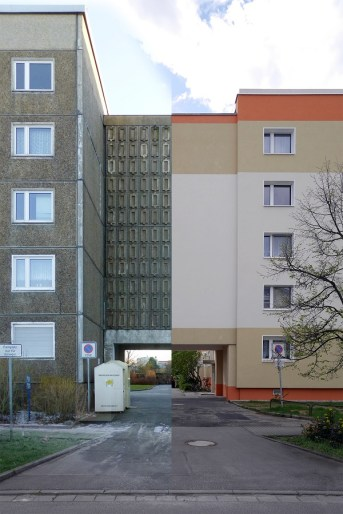Martin Maleschka: Cottbus, Karlstraße