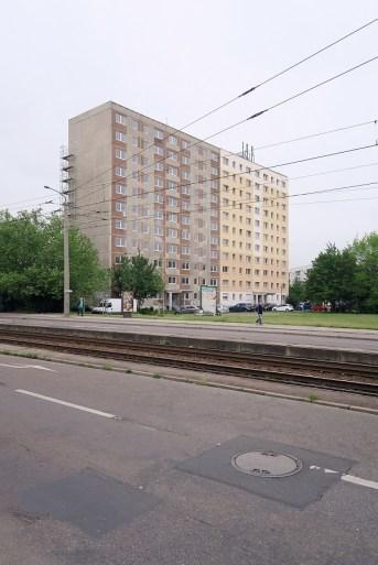 Martin Maleschka: Halle-Südstadt
