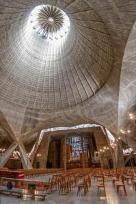 Algier, Kathedrale Sacré-Cœur (Paul Herbé/Jean Le Couteur, 1955-63) (Foto: Cyril Preiss, 2005)