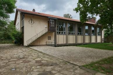 Saarbrücken, Grundschule Hohe Wacht (1955, Peter Paul Seeberger) (Bild: Marco Kany)