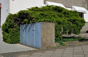 Saarbrücken, Am Kieselhumes, Wohn- und Geschäftshaus (Bild: Marco Kany)