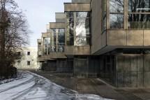 Weimar, Mensa (Bild: Martin Maleschka)