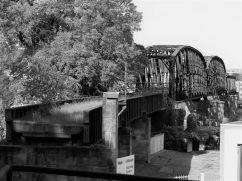 Seelze, Weserbrücke (Bild: Martin Stöber)