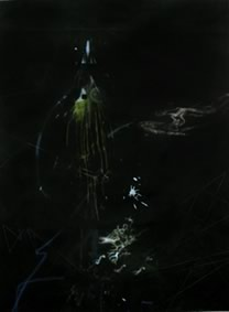 contemporary German art: Alexandra Hopf