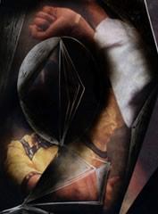 Hansjoerg Dobliar, collage, detail