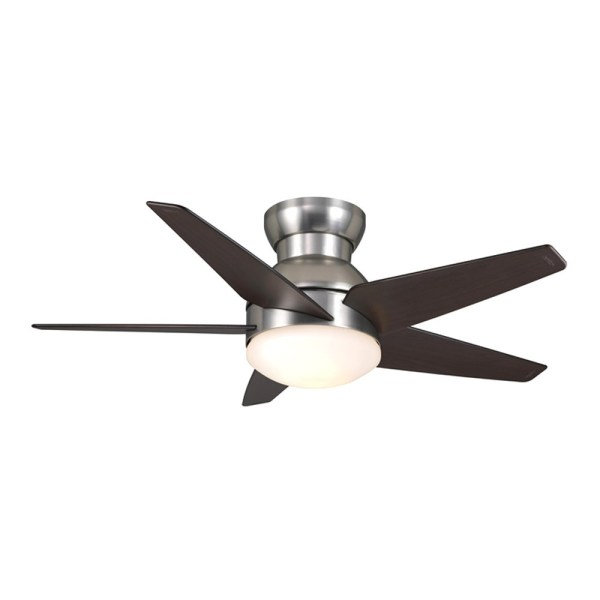 Casablanca Isotope 44  Ceiling Fan   Brushed Nickel   59019 Casablanca Isotope Ceiling Fan   59019