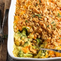 Curry Chicken and Broccoli Divan