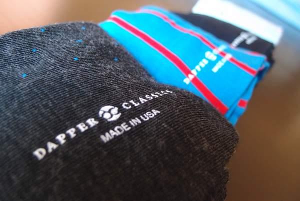 Dapper-Classics-Socks