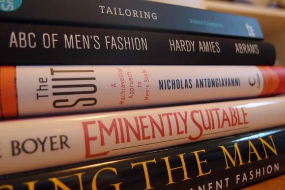 14 Essential Men's Style Books