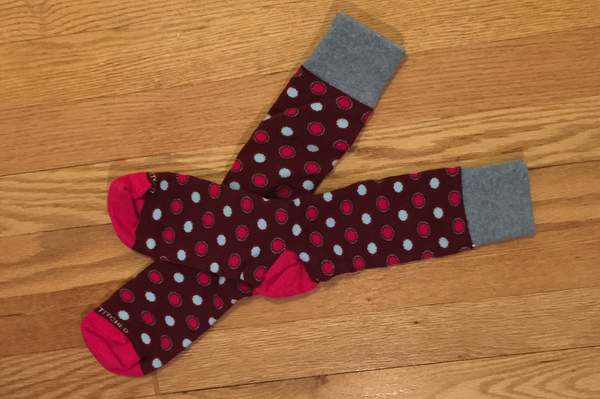 Unsimply-stitched-red-dot-socks