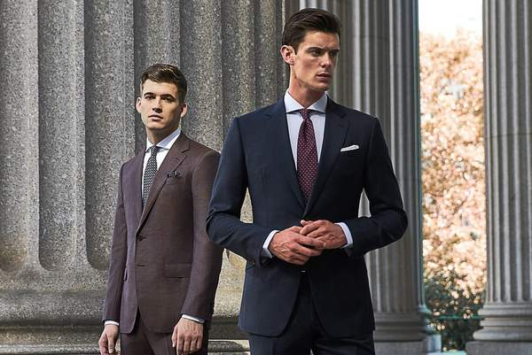 Get a $25 Discount Coupon Code for Black Lapel Custom Mens Suits