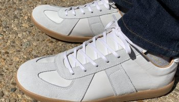 5cf9ca89b These 12 Low-Top Leather Sneakers for Men Might Be Dressy Enough for the  Office