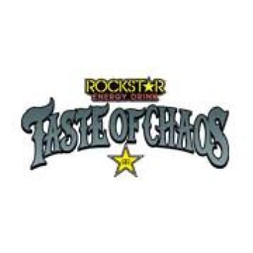 rockstar taste of chaos 2016