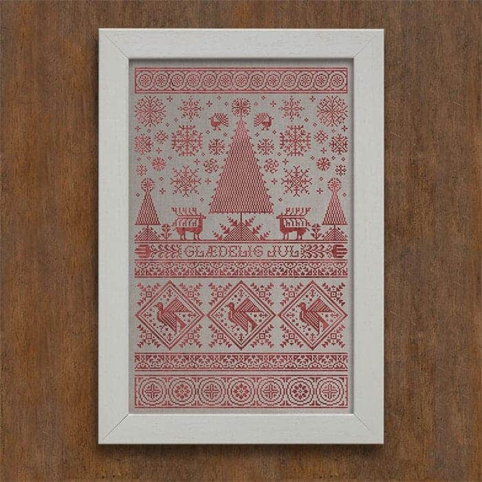shop_scandinavian christmas sampler