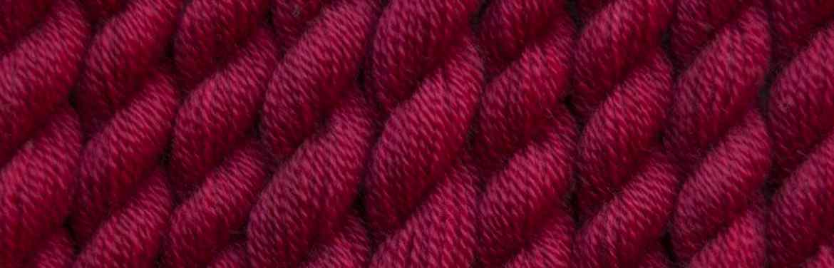 tudor red wool