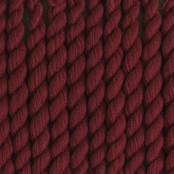 falu red - scandinavian red embroidery wool by modern folk embroidery