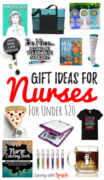14 Awesome Gifts For Nurses Under 20 Modern Frugality