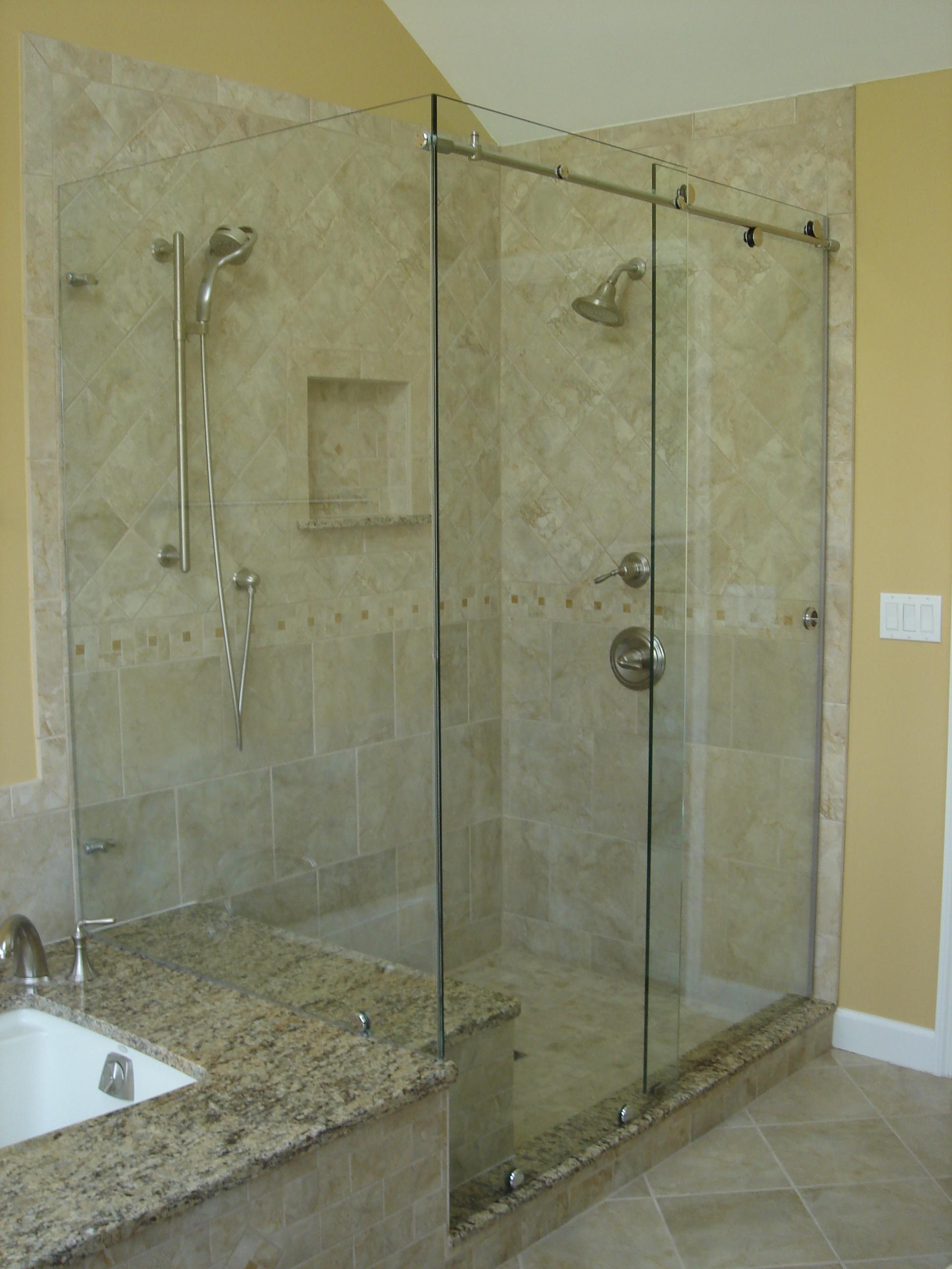 Sliding Glass Doors Sliding Glass Doors For Shower