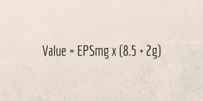 ModernGraham Formula