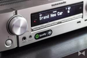 Spotify Connect zusammen mit Marantz NR1605
