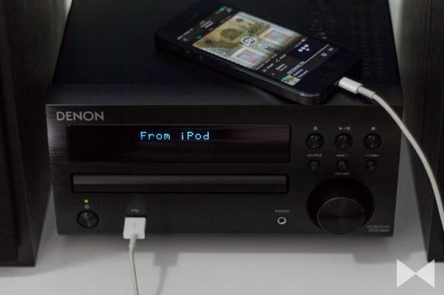 Denon D M40 Test Die Beste Stereoanlage Modernhifi