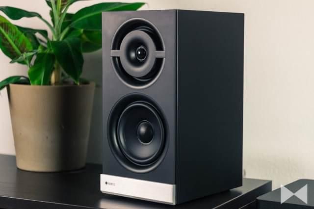 Raumfeld-Stereo-M 3-Wege-Lautsprecher