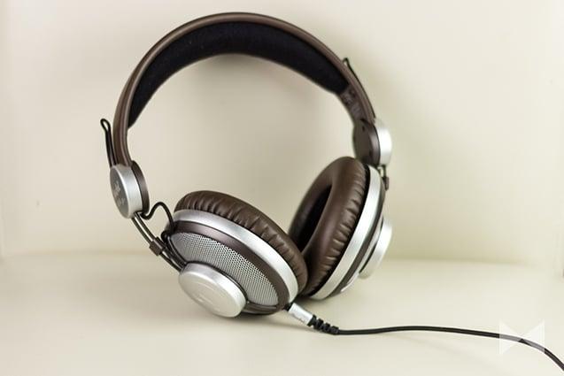 Teufel-Real-Z-Test - offener Over-Ear-Kopfhörer mit  Außengeräuschdämpfung