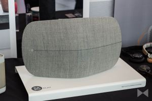 Bang-&-Olufsen-Beoplay-A6 Curved-Bluetooth-Lautsprecher mit Spotify AirPlay und DLNA
