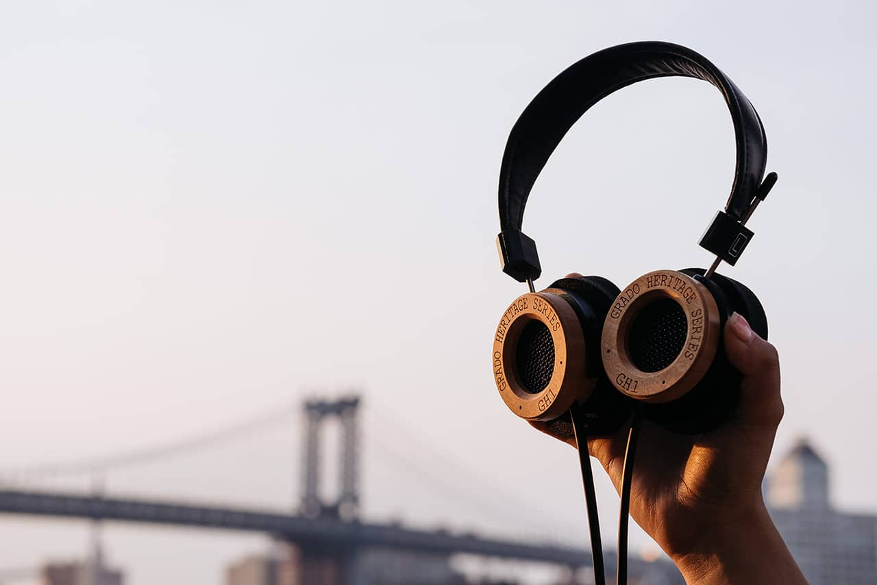 Die CanJam 2015 hält einige exklusive Kopfhörer-Prämieren bereit wie den Grad GH1