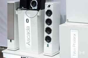 Heco-Ascada-600-Tower Aktiv-Standlautsprecher mit Bluetooth Apex und HD-Audiostreaming