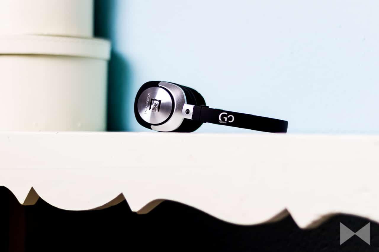 Ultrasone-Go Test Over-Ear-Kopfhörer mit 32-Ohm-Impedanz für die Wiedergabe am Smartphone