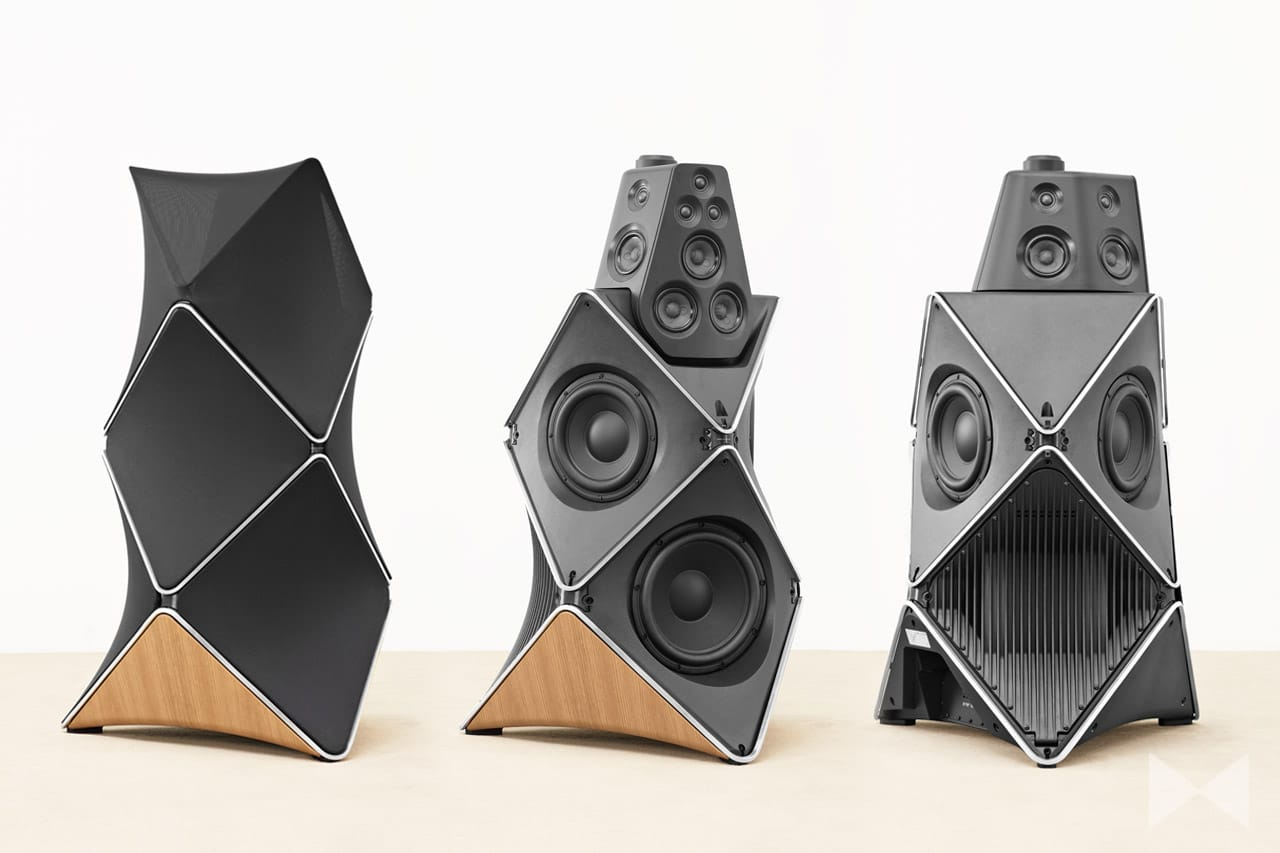 Bang-Olufsen-BeoLab-90 erster Hörtest des neuen Lautsprechers