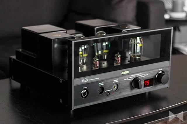 Fostex-HP-V8-Test des Röhren-Kopfhörer-Verstärkers