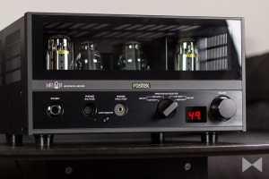Fostex-HP-V8-Test des Röhren-Kopfhörerverstärkers