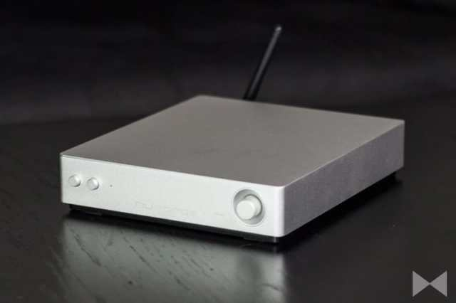 Optoma-NuForce-WDC-200 Streaming-DAC mit Apple AirPlay