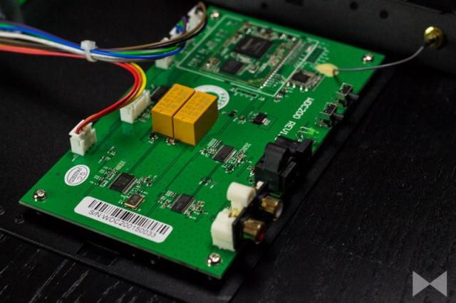 Optoma-NuForce-WDC-200 Innenansicht
