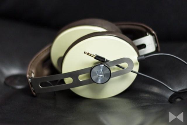 Sennheiser-Momentum-2.0 mit abnehmbarem Kabel und Fernbedienung
