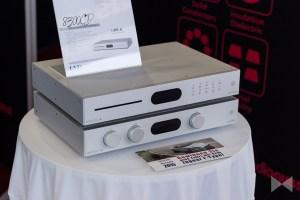 Audiolab-8300CD CD-Player mit D/A-Wandler