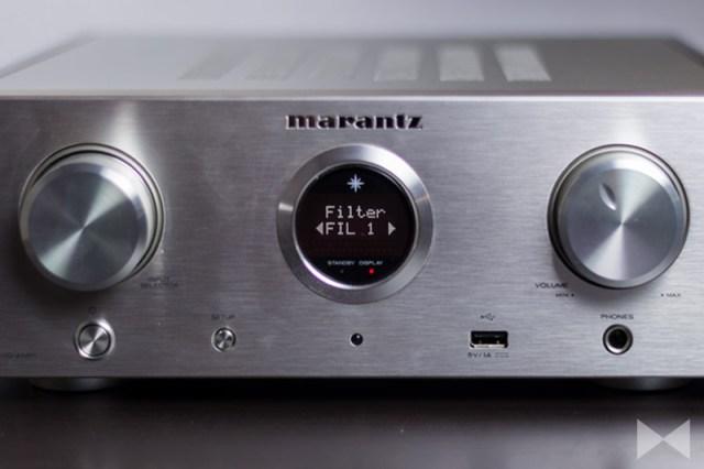 MMDF: Marantz Music Digital Filtering