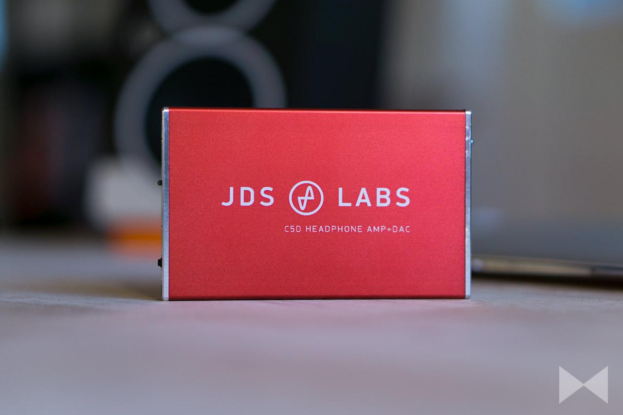 JDS-Labs-C5D-Test USB DAC und Kopfhörerverstärker