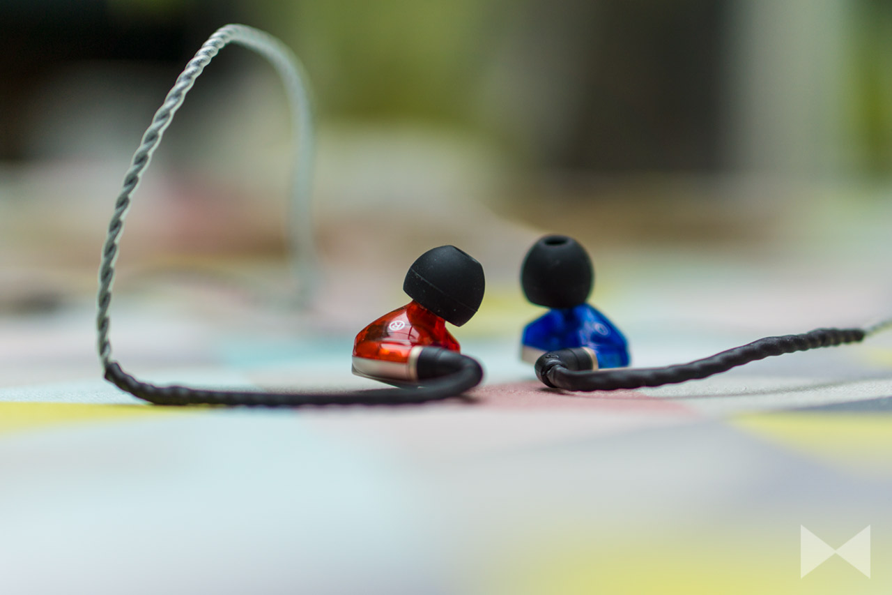 Fidue-A83 Test des 3-Wege-In-Ear-Kopfhörers