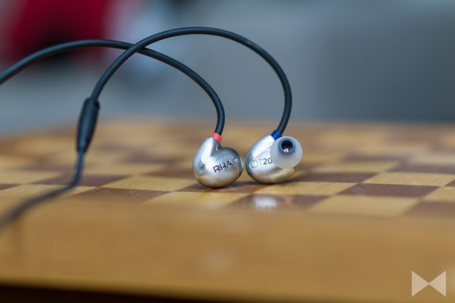 RHA-T20-Test des In-Ear-Monitros mit Tuning-Filtern