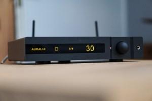 Auralic Altair Streaming-DAC Netzwerkplayer D/A-Wandler mit Lightning DS