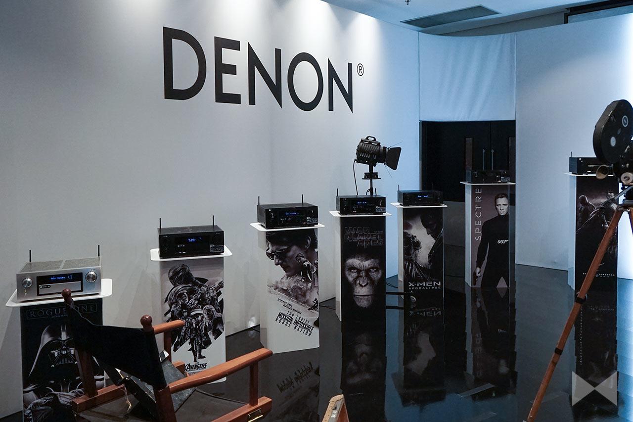 Denon AV-Receiver 2016
