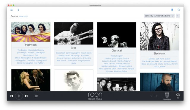 Roon Software